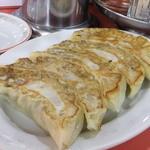 珍来 - 料理写真:「餃子」