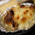 SappoLodge - 知床鮭のホイル焼き