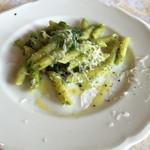 ヴィッラ デルピーノ - どのお料理にも地元の野菜が使われています