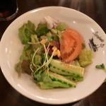パンコントマテ - サラダ
