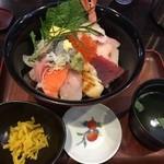 拓味亭 市山 - 海鮮丼