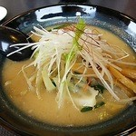 ラーメン 蔵王桃花 - 野菜味噌ラーメン(税込 800円)