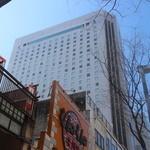 ヒルトン名古屋 - ヒルトンホテル外観