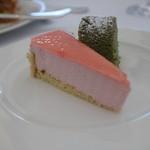 ヒルトン名古屋 - ケーキ