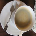 ビーラインカフェ - コーヒー