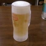 Yuimarushokudousangenchayaten - 生ビール