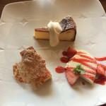 POLPO - デザート盛り合わせ