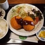 リーベ - 日替わりランチ ¥810