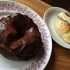 ムギムギカフェ - 料理写真:期間限定チョコベーグル