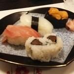 あだち - 料理写真:お食事  お鮨
