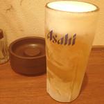 ぶっちぎり酒場 - 生ビール