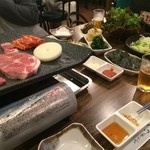 韓国家庭料理 イタロー -