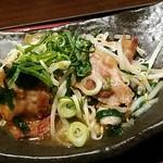 京都烏丸KURO - 豚のしょうが焼き定食(880円