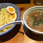 まるげん - つけ麺 太麺