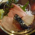 寿シーフード - 新鮮なお刺身