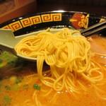 一蘭 - 好きな細麺