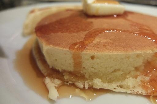 カフェ香咲 - ホットケーキ
