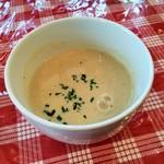 バニュルス 銀座店 - スープ
