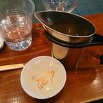 純米酒専門YATA  - お燗セット