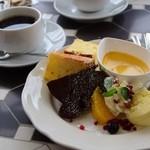 クラムボン - デザートとコーヒー【ランチの後】