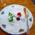 ヴィラ玉山 - レアチーズケーキ