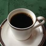 メインダイニングルーム 三笠 - コーヒー