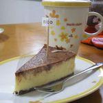nico - [Wチョコレートチーズケーキ]
