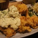 35942758 - 薩摩赤鶏のチキン南蛮定食