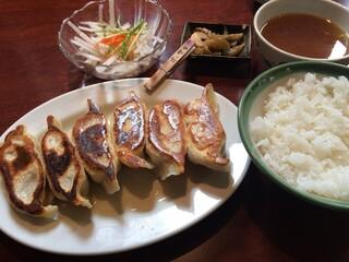 餃子のハルピン - 餃子のハルピン(ホタテ餃子セット)