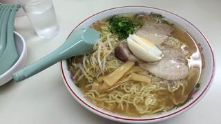 香味徳 由良店 - 2015年3月 ラーメンW