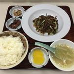浜っ子一番 - 料理写真:中華定食(週替わり)