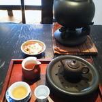 fu-cha - おままごとのような「工夫茶」という専用の茶器で頂く中国茶