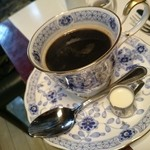 ワンモア - ダッチコーヒー(ホット)530円