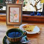 35947078 - コーヒーとケーキ