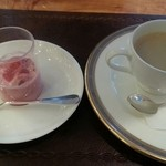 イゾラ ベーラ - コーヒー・デザート付き+400円