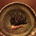 魚彩鶴巳 - 突き出し