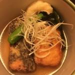 魚彩鶴巳 - 揚げ出し