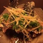 魚彩鶴巳 - 揚げ物
