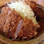 洋食工房パセリ - チキンかつUP!