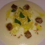 35949887 - ジャガイモの冷たいスープ