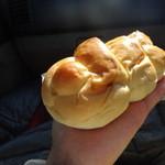 35950551 - 【ぶどうパン】ずっしり重いっw
