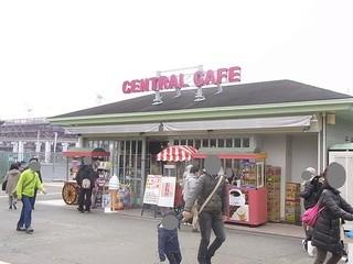セントラルカフェ - 万博公園中央口のスグ外側です☆♪