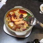 四川料理 星都 - 麻辣砂鍋