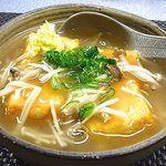 あんづ - 揚げ出し豆腐