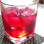 あんづ - 鍛高譚の梅酒