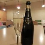 35955089 - <2015年2月>人気のスパークリングワインをボトルで。バルメイト(泡)2800円(税込み)
