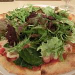 35955095 - いろどり野菜の農園ピザ