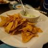 アンサナ - 料理写真:ワカモレ・・トルティーヤチップスにアボガドのディップ