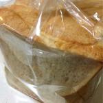 ツェルマット - 北海道産の小麦 春よこいの食パン 280円
