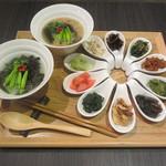 清香美林 - 薬膳茶粥